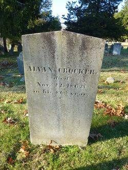 Alvan Crocker
