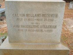 Calvin Holland Beckwith