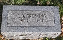 J. D. Greening