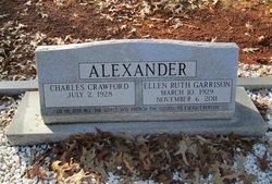 Ellen Ruth <i>Garrison</i> Alexander
