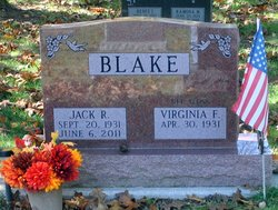 Jack Ray Blake