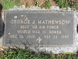 George J. Mathewson