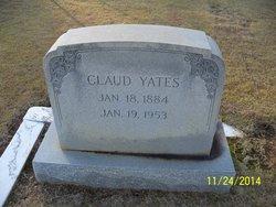 Dr William Claude Yates