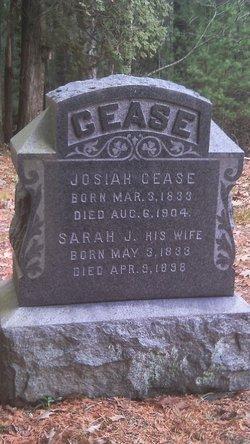 Josiah Cease