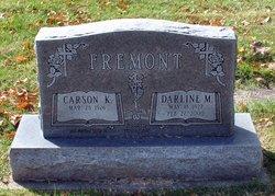 Darline May <i>Nelson</i> Fremont
