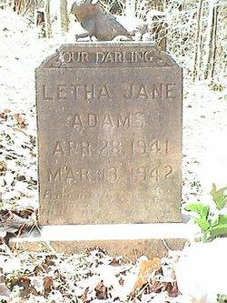 Aletha Jane Adams