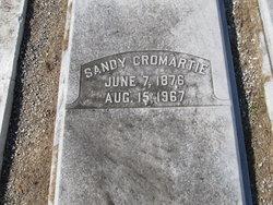 Adrian Alexander Sandy Cromartie