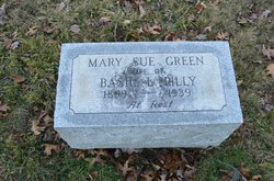 Mary Sue Susie <i>Green</i> Lilly