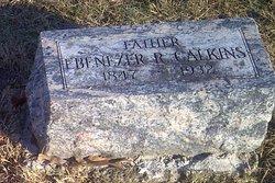 Ebenezer Ramsey Calkins