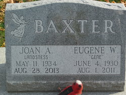 Eugene Gene Baxter