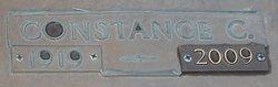 Constance Carol Connie <i>Hall Luedecke</i> Steed
