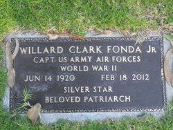 Willard Clark Bill Fonda