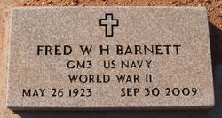 Fred Barnett