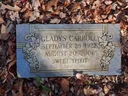 Gladys Carroll