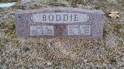 Winnie Davis <i>Goff</i> Boddie