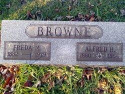 Alfred Henry Browne
