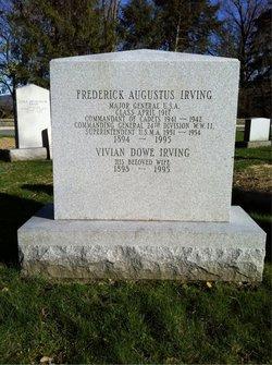 Gen Frederick Augustus Irving