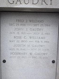 John Julius Jack Gaudry