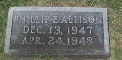 Phillip Edward Allison