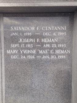 Salvador F. Sam Centanni