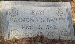 Raymond S Ray Bailey