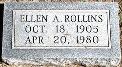 America Ellen Rollins