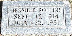 Jessie Bernice Rollins
