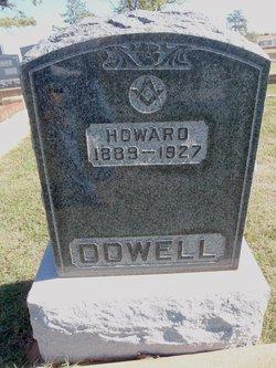 Howard Dowell