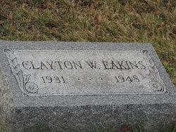 Clayton W Eakins