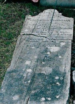Magdalena M. <i>Kieffer</i> Dreibelbis