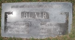 Alice <i>Wright</i> Blair