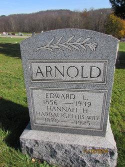 Hannah H <i>Harbaugh</i> Arnold
