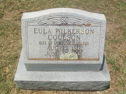 Eula <i>Wilkerson</i> Coulson
