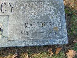 Maderies Lillian <i>Bushway</i> Tracy
