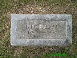 Bird E. Burr