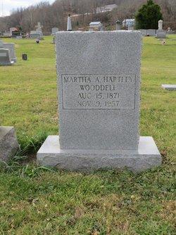 Martha A. <i>Smith</i> Wooddell