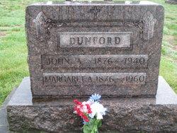 Margaret Ann <i>Marshall</i> Dunford