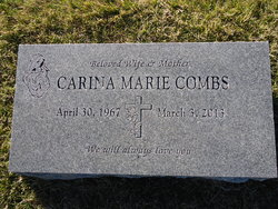 Carina Marie Cari <i>Edson</i> Combs