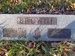 Alfred Moser Browne