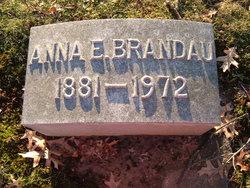 Anna Elizabeth <i>Heft</i> Brandau