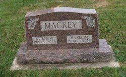 Noble W Mackey