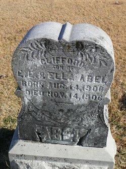 Clifford Abel