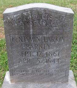 Benjamin Larkin Barneycastle