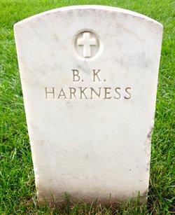 B K Harkness