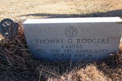 Thomas Gail Rodgers