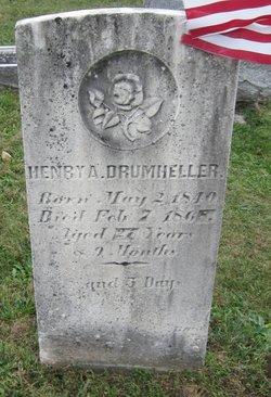 Henry Augustus Drumheller