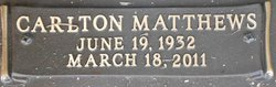 Carlton Matthew Amos, Sr
