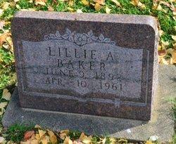 Lillie Anna <i>Hammer</i> Baker
