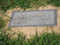 Annie Katherine Trixie <i>Blum</i> Acker