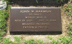 John W Harmon